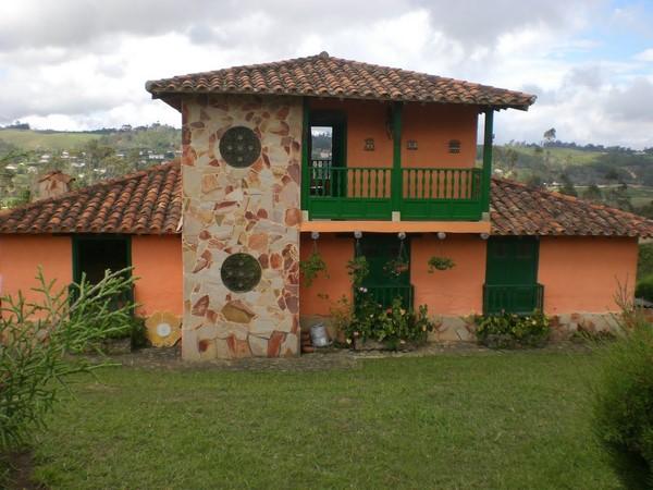 Diferentes dise os de casas de campo fachadas de casas for Disenos de casas de campo