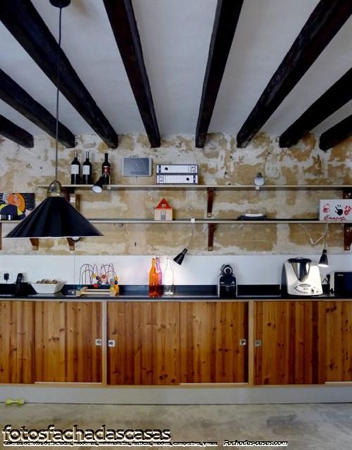 Vivienda de hace 300 a os exquisitamente renovada - Trabajo de arquitecto en madrid ...