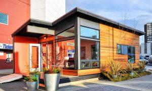 Casa de ensueño que actua como un Studios para los amantes de la vida Moderna
