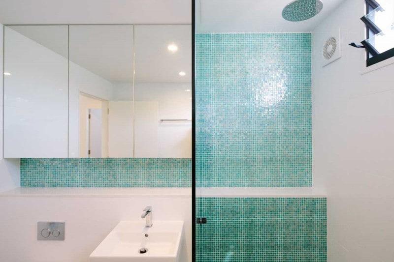 Un baño moderno