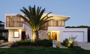Casa de la playa en Australia con diseño moderno que invita a tener una vida libre