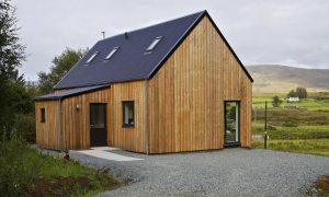 Casa contemporánea moderna en Escocia | Diseño de Arquitectos Rurales ideal para vacacionar