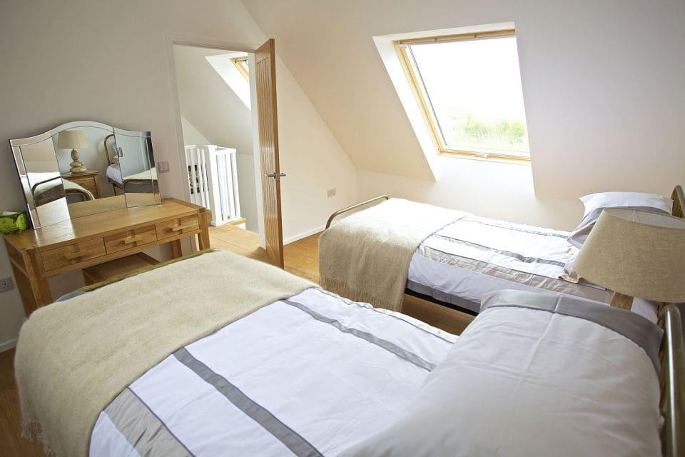 Casa contempor nea moderna en escocia dise o de - Casas rurales escocia ...