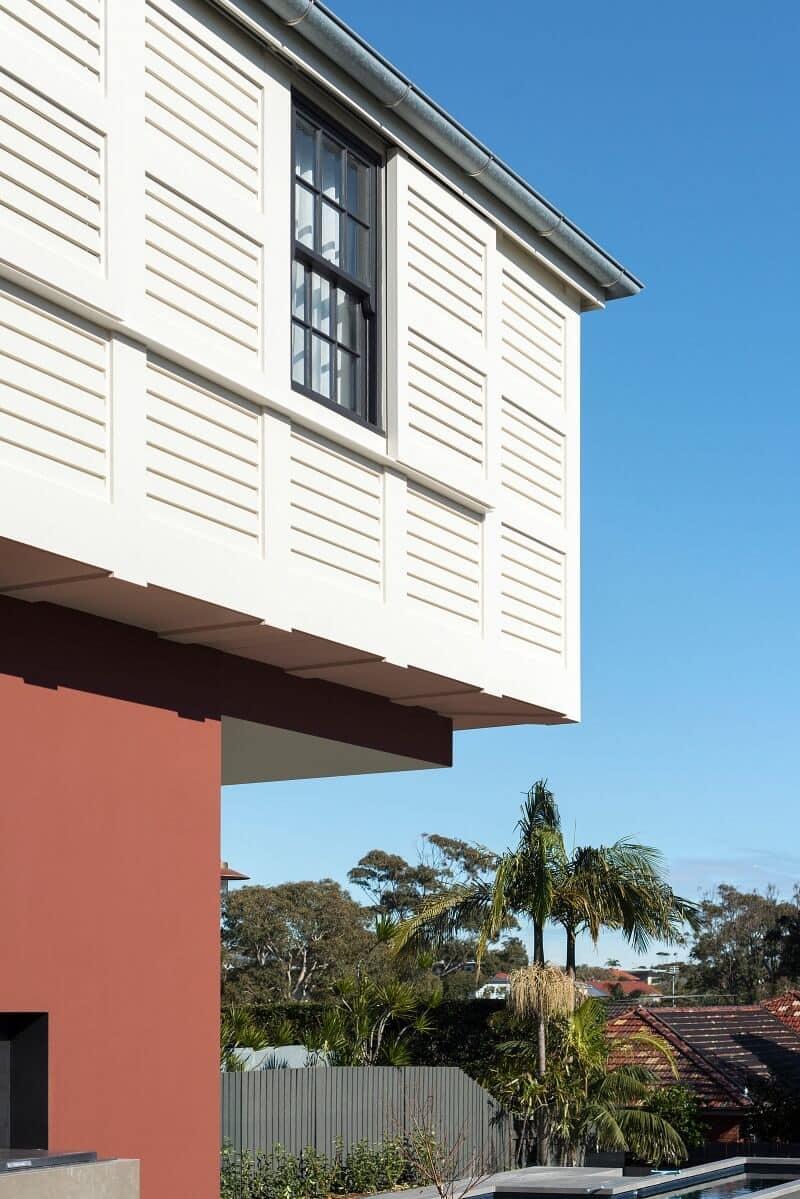 Diseño exterior moderno