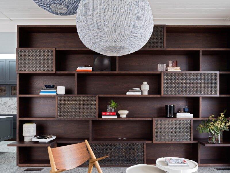 Diseño moderno de muebles