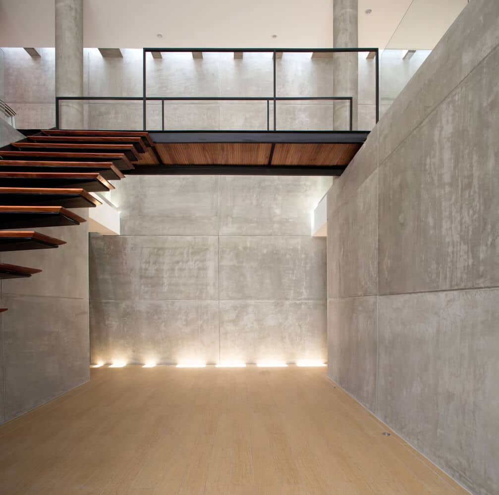 Diseño moderno escaleras