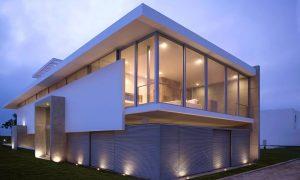 Casa de campo: Living House ubicada en Lima que imita diferentes formas humanas