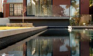 Una casa muy bien equilibrada entre lo tradicional y moderno que aporta algo esencial para la familia