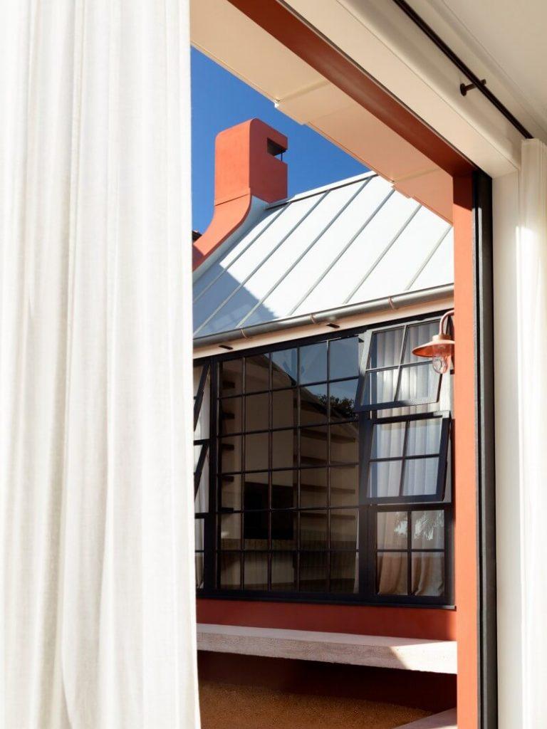 Diseño de ventanas hermoso
