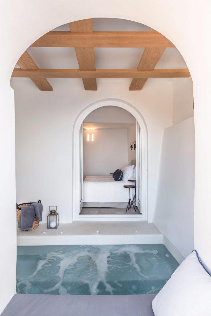 Moderno hogar minimalista