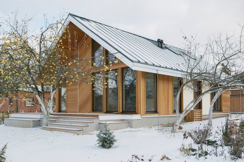 Moderno hogar