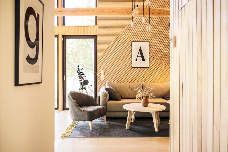 Espacios de madera