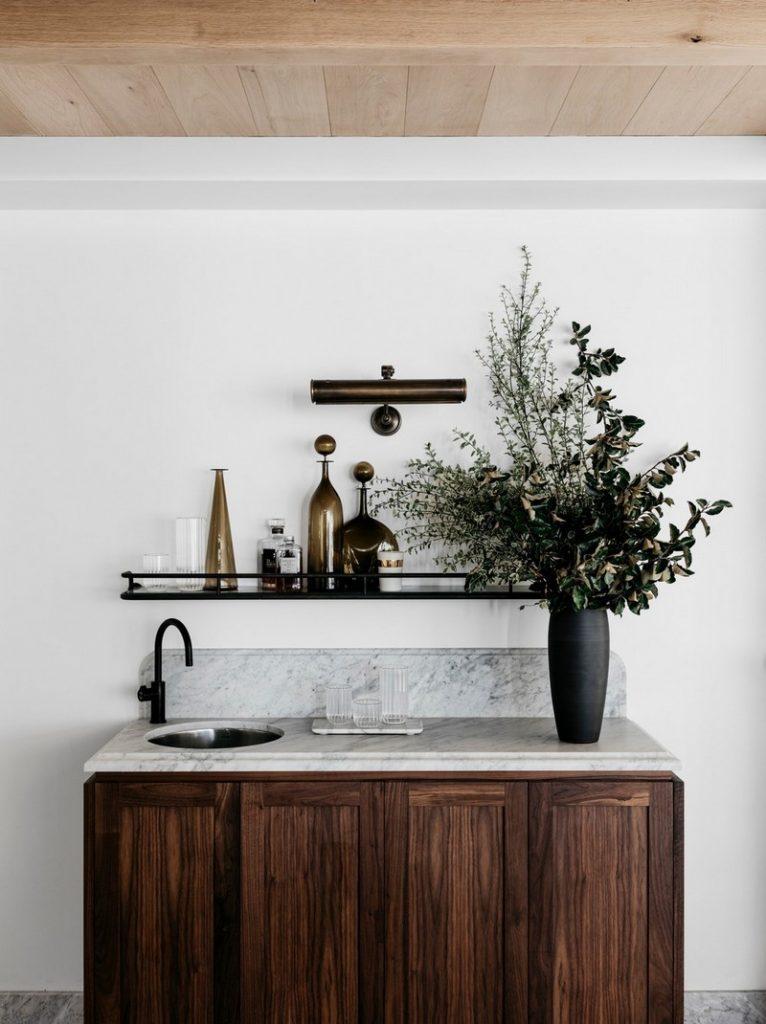 Diseño moderno y blanco