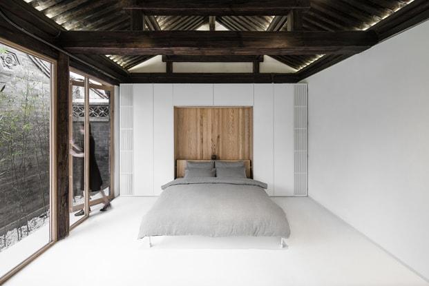 Diseño de habitación grande