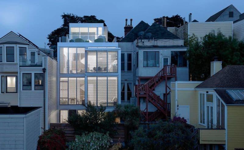 Diseño amplio y extravagante
