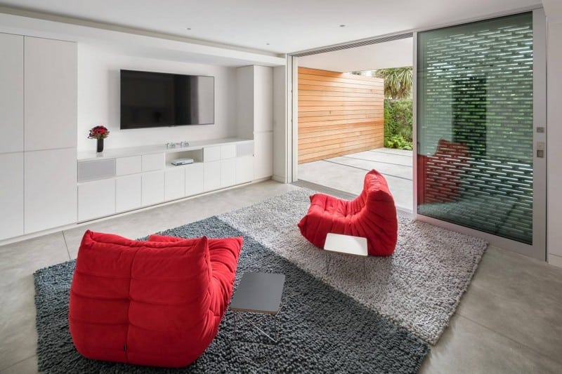 Modernos sillones