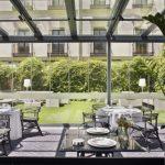 Hotel Único: renovación de restaurante con inspiración francesa