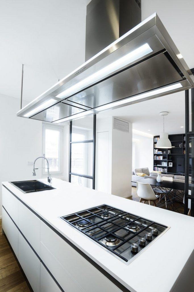 Cocina estupenda y moderna