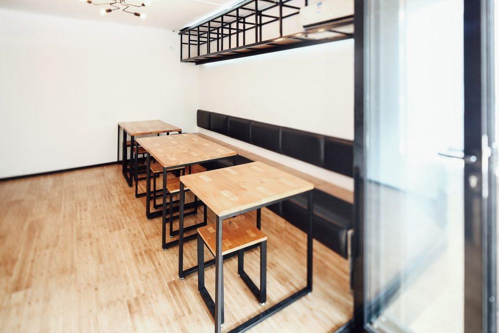 Un moderno diseño de piso