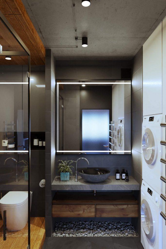 Diseño de cocina moderno