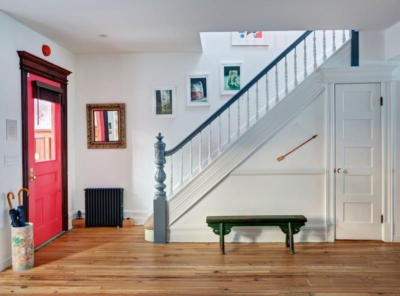 Hermosas escaleras