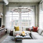 Apartamento en Denver es renovado y brinda un ambiente de moda ecléctica