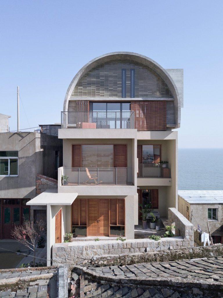 Una estructura moderna