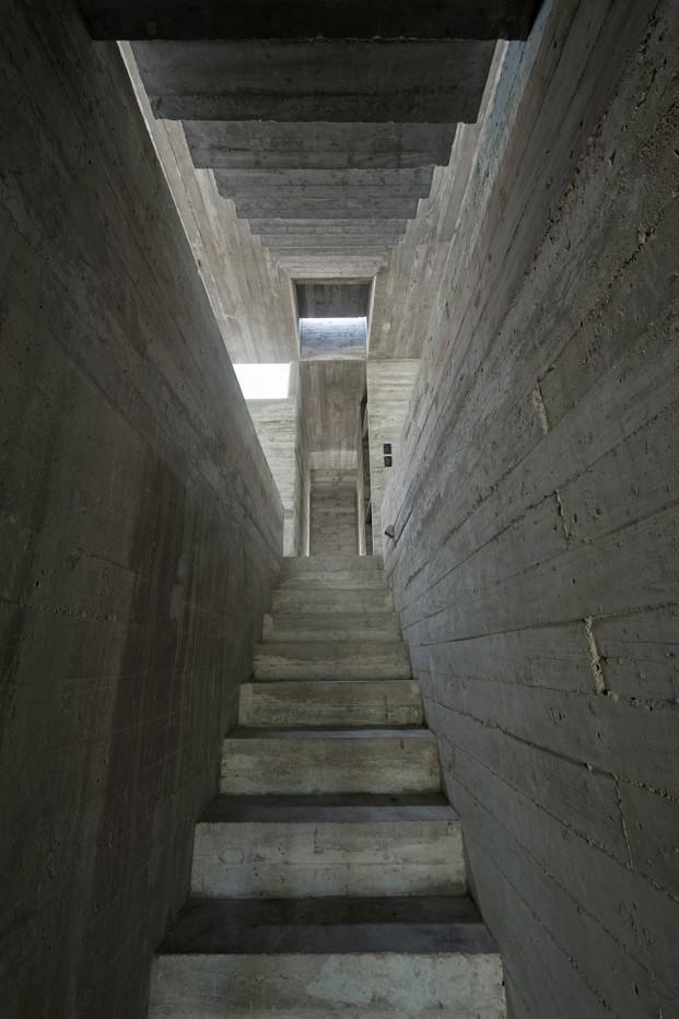 Escaleras amplias