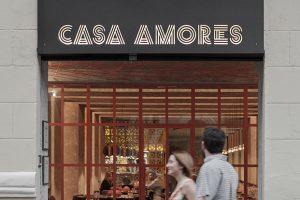 Casa Amores, restaurante en Valencia con los mejores diseños de México