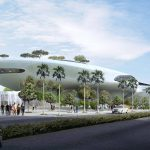El estilo Star Wars llega a las arquitecturas del museo Lucas en Los Ángeles