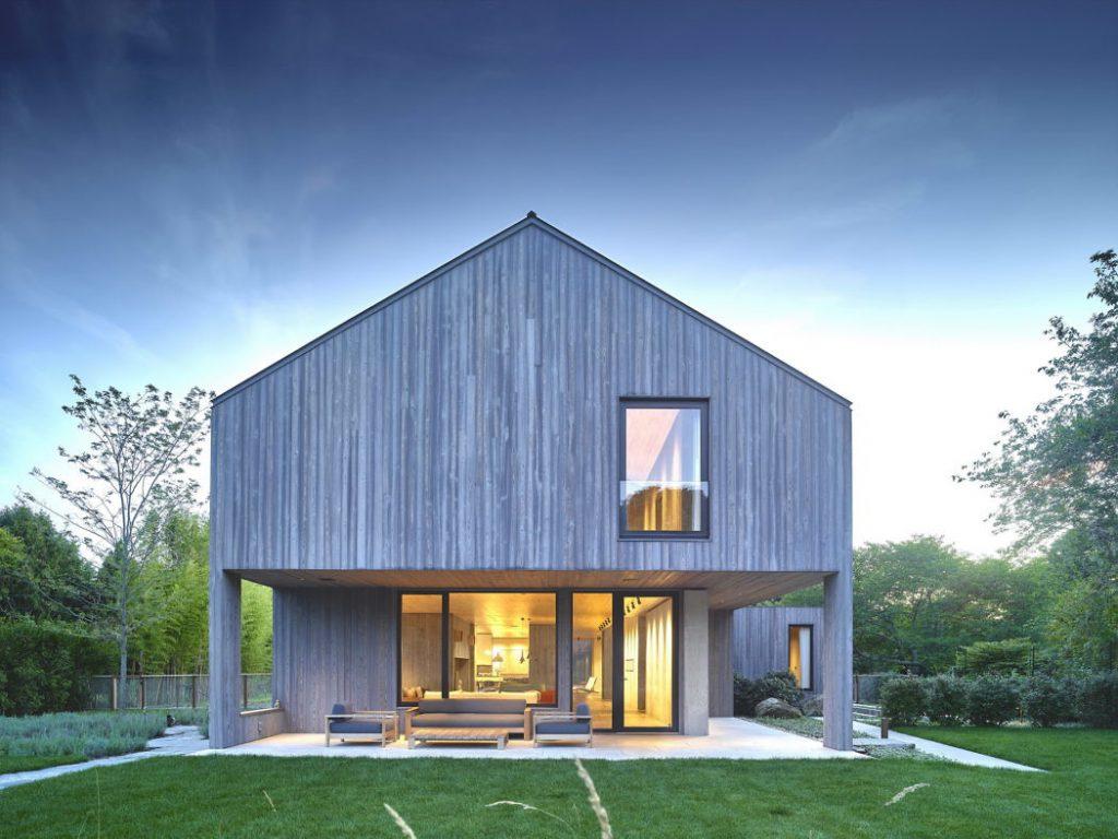 Un hogar muy moderno