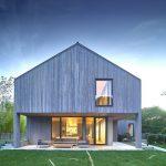 Casa contemporánea en Amagansett no requiere de mantenimiento durante décadas