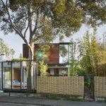 Melbourne Home Addition, extensión de arquitectura con vibraciones positivas