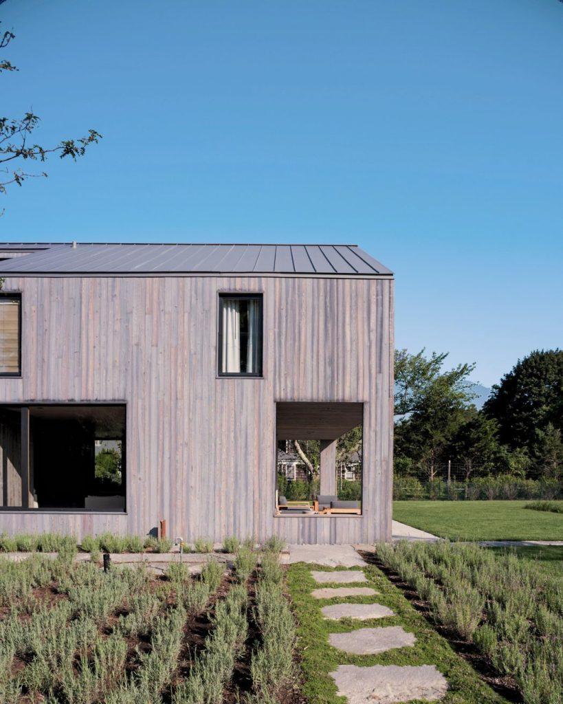 Casa ideal en el campo