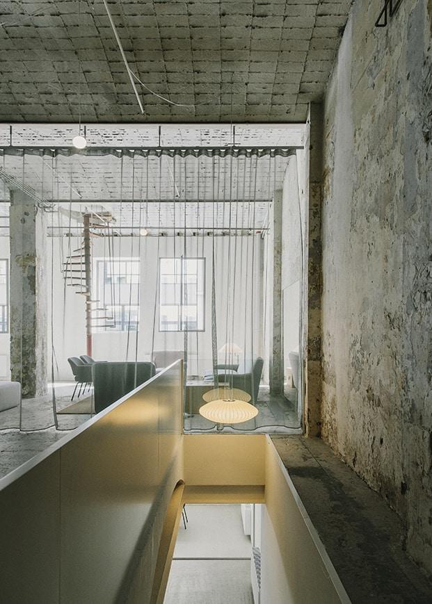 Un espacio moderno y mejorado