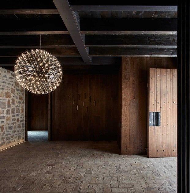 Diseño abierto interior