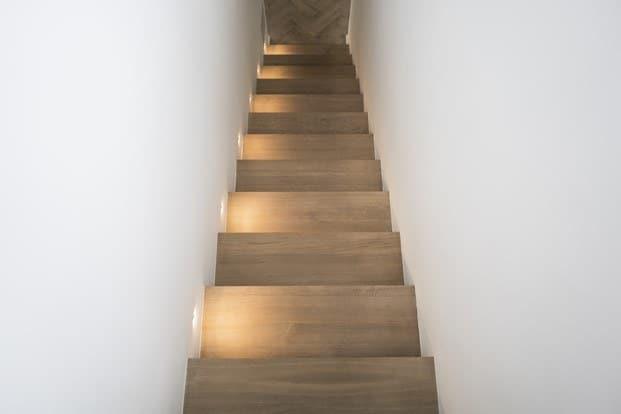 Gran diseño de escaleras