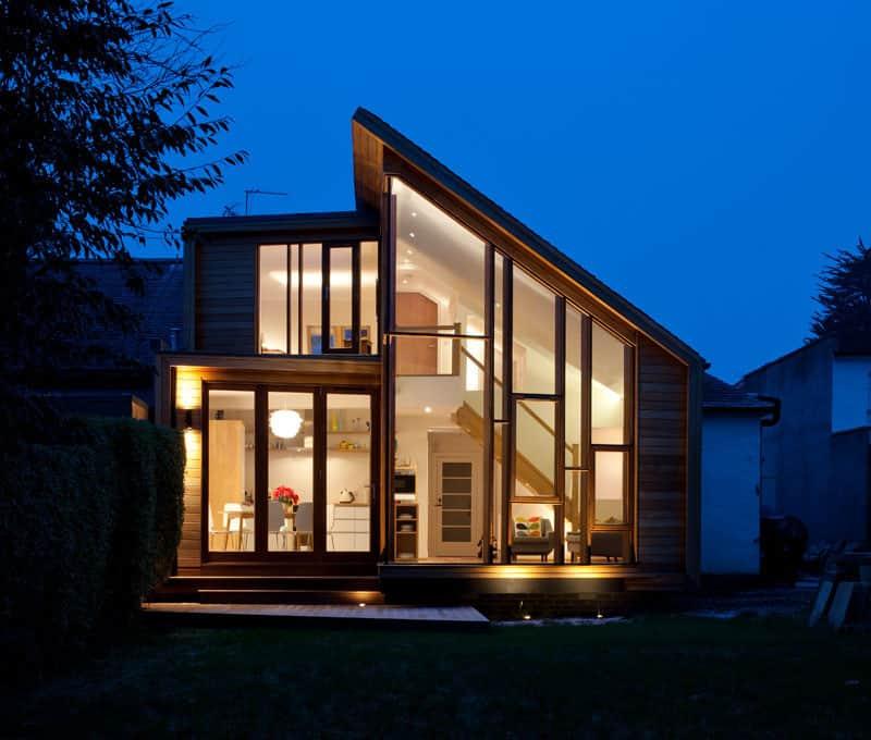 Diseño amplio y abierto