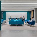 Rapt Studio diseña toda una ciudad dentro de una oficina